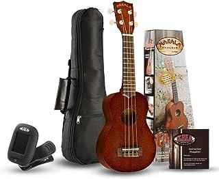 Kala MKSPACK - Pack con ukelele y accesorios