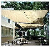 Sunshading Net Shade Cloth 80% Sonnenschutz Pergola Auto Markisen Gelb Planen Zelt Schatten Netting windundurchlässiges Moisturizing for Pflanzen Rasen-Garten-Pavillon ( Size : 2*3m(6.6*9.8ft) )