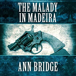 The Malady in Madeira audiobook cover art