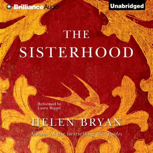 The Sisterhood audiobook cover art