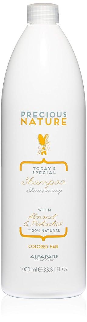 エレベーターワームご意見アルファパルフ Precious Nature Todays Special Shampoo (For Colored Hair) 1000ml