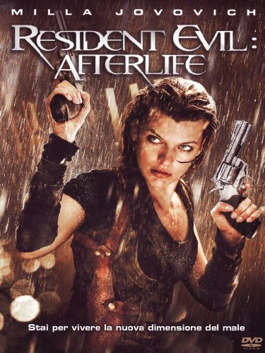 Resident Evil - Afterlife [Italian Edition] by milla jovovich