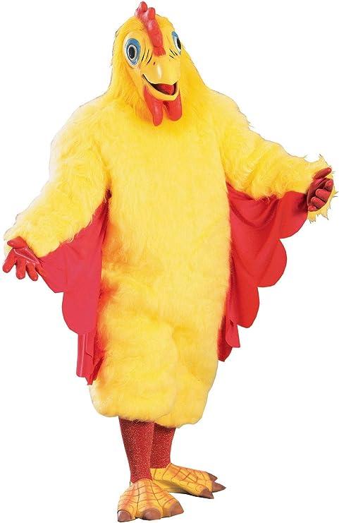 terrifying chicken halloween costume