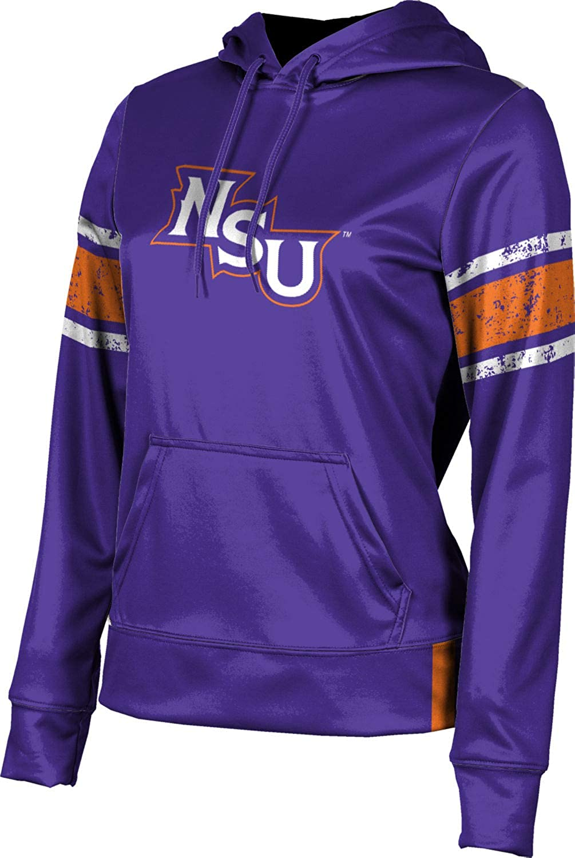 ProSphere Northwestern State University Girls' Pullover Hoodie, School Spirit Sweatshirt (End Zone)