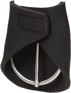 Neoprene Cinch Ring Cover - Black
