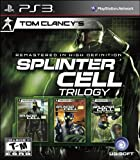 Tom Clancy's Splinter Cell Classic Trilogy (輸入版) - PS3