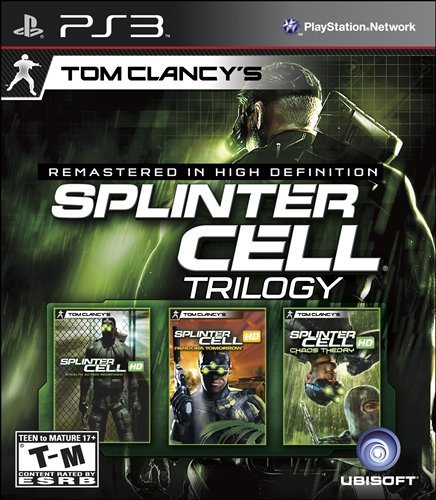 Price comparison product image Tom Clancy's Splinter Cell Classic Trilogy HD - Playstation 3