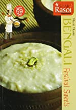 BENGALI FESTIVAL SWEETS by STAR RASOI - Paperback