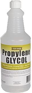 Propylene Glycol - USP Certified Food Grade Kosher - 1 Quart