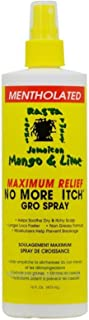 Jamaican Mango No More Itch Gro Spray, Maximum, 16 Ounce