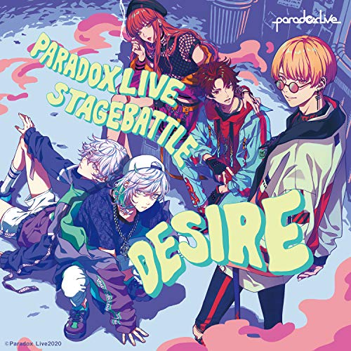 "Paradox Live Stage Battle""DESIRE""(AmBitious!!!/Get it)"