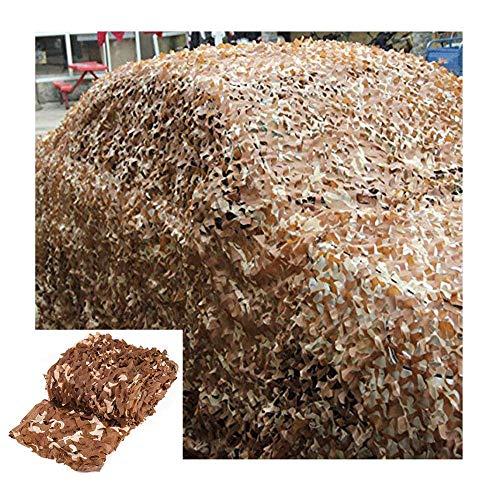 Maille Camouflage Marron Oxford Maille Tente Sports Plein Air Filet De Protection Net Crème Solaire Pergola Auvent Patio Décoration Intérieure Camping Voiture Cachée Couvrant Ombre Photog(Size:2x3m)