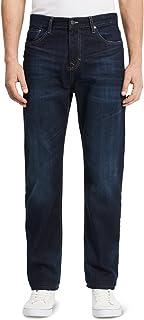 Calvin Klein 卡尔文·克莱恩 男式 休闲直筒牛仔裤