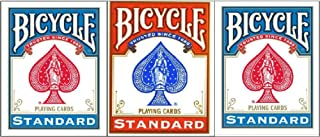 Bicycle Playing Cards Triple Packs