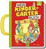 Mein Kindergartenbuch: Mit Tragegriff - Sabine Nielsen