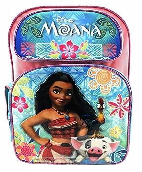 Moana Backpack - Adventurous Teenager Girls 16  New 696672