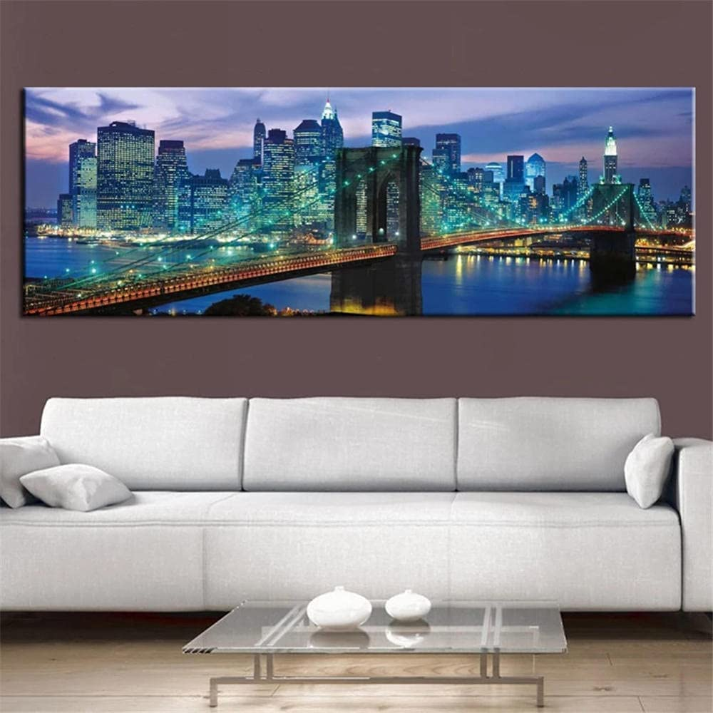 DIY 5D Diamond Painting by Number Max 40% OFF Night Kits Full Dril Landscape In stock