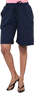 EASY 2 WEAR ® Womens Knitted Shorts (Size S to 4XL)