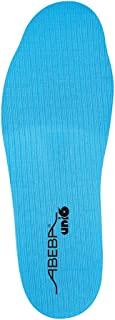 ABEBA 350126 - Soletta interna sostituibile Soft Comfort, larga, blu, taglia 38