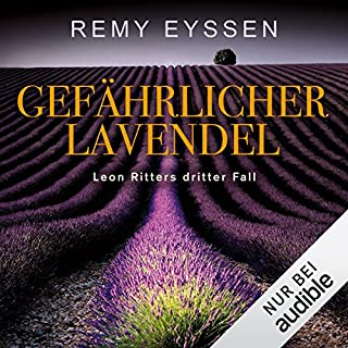 Gefährlicher Lavendel Titelbild