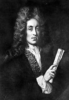ヘンリー・パーセル (1659-1695) ネングリッシュ 作曲家 メゾティント 19世紀 ジョージ・ゾベル作 アフタージョハン・クロスターマン ポスタープリント (24×36)