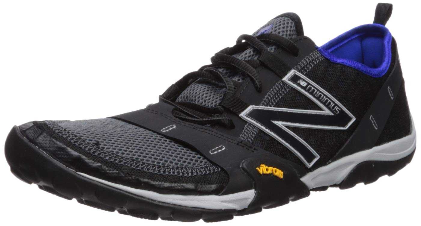 New Balance Minimus Running Black