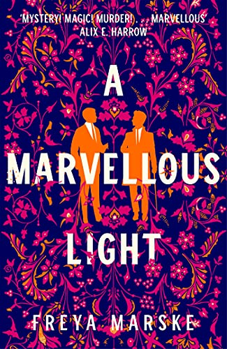 A Marvellous Light (The Last Binding Book 1) (English Edition)