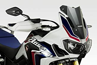 CRF1000 Africa Twin - Kit Windscreen 'Exential' (R-0855) - Aluminum Windshield Fairing - Easy to Install - De Pretto Moto Accessories (DPM Race) - 100% Made in Italy