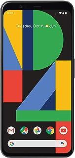 Google Pixel 4 XL G020P 128GB 6. 3 بوصات Android (GSM فقط، بدون CDMA) Factory Unlocked 4G/LTE الذكي - الإصدار العالمي (أسو...