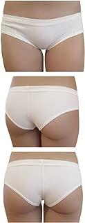 Organic Cotton & Hemp Cheeky Briefs Women's Underwear