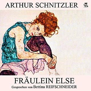 Fräulein Else                   Autor:                                                                                                                                 Arthur Schnitzler                               Sprecher:                                                                                                                                 Bettina Reifschneider                      Spieldauer: 2 Std. und 37 Min.     10 Bewertungen     Gesamt 3,9