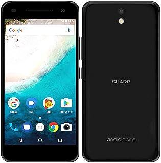 Android One S1 ワイモバイル [ブラック] 白ロム