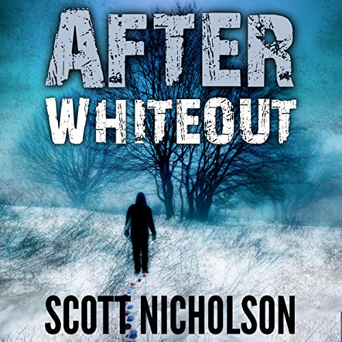 After: Whiteout audiobook cover art