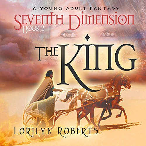 Seventh Dimension - The King audiobook cover art