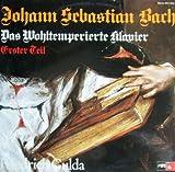 Bach: Das wohltemperierte Klavier, 1. Teil [Vinyl Schallplatte] [3 LP Box-Set]