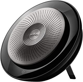 Jabra Speak 710 Speaker Phone – Unified Communications Certified Portable Conference Speaker with Bluetooth Adapter and US...