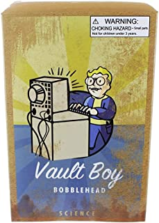 Vault Boy 101 Bobbleheads Series 3 - Science by Bethesda