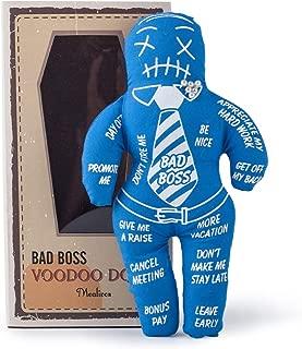 Mealivos Personalised Revenge Voodoo Doll (blue)