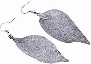 Clearance! 2018 Women Girls Dangle Earrings Ear Earrings Jewelry Bohemian Vintage Leaf Earring Charm Drop Earrings for Women