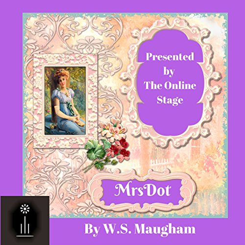 Mrs. Dot audiobook cover art