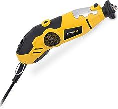 Powerplus POWX1340 - Mini taladro dremel (180 W, 100 accesorios)