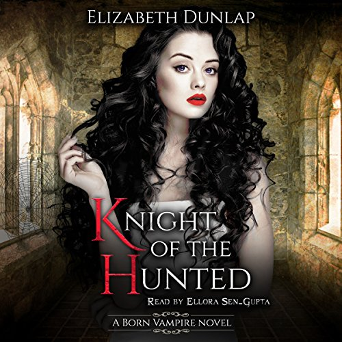 Knight of the Hunted audiobook cover art