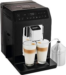 KRUPS Evidence EA8918, Ekspres automatyczny do kawy, ciśnieniowy, Wyświetlacz OLED, 12 wariantów kawy, 3 warianty herbaty,...
