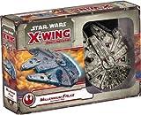 Asmodee HEI0408 - Star Wars X-Wing - Millennium Falke, Erweiterungs Pack -