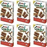 Cerealè Biscotti ai 7 cereali 7 cereali 7 cereales galletas con chocolate goteo