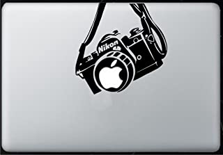 Nikon Camera- Decal Sticker for MacBook, Air, Pro All Models