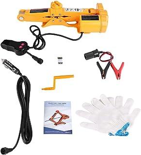 EBTOOLS elektrische krik 2T Kit voor auto lift elektrische krik voor vrachtwagens hefbereik 12-35 cm