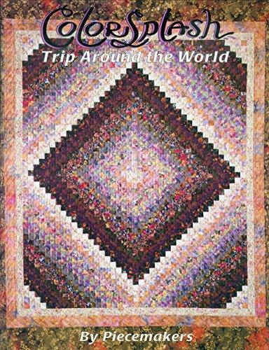 Colorsplash Trip Around the World