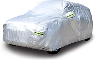 CarsCover Custom Fit 2008-2016 Chrysler Town /& Country Mini Van Car Cover Heavy Duty All Weatherproof Ultrashield Minivan Covers