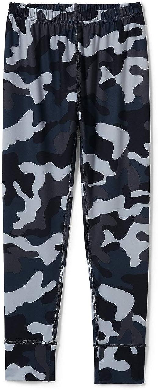 Lands End Boys Thermal Base Layer Long Underwear Thermaskin Pants